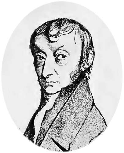 Amedeo Avogadro. From A History of Chemistry by F. J. Moore (McGraw-Hill Book Company, New York, 1918)